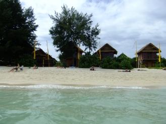 Our bungalow, Koh Lipe, Thailand
