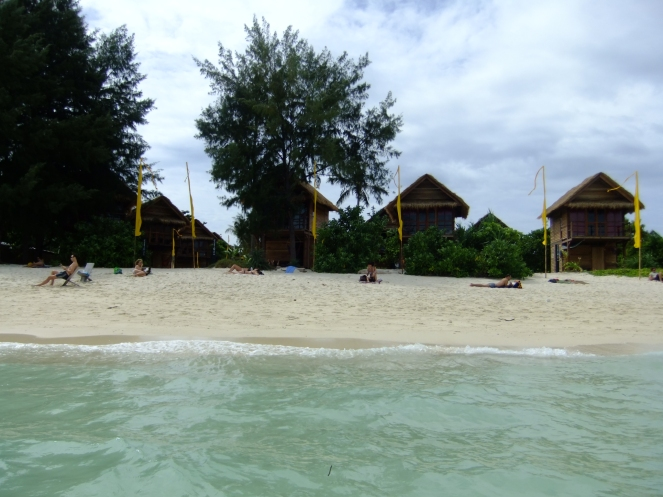Our bungalow, Koh Lipe, Thailand