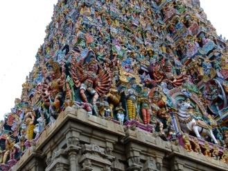 Meenakshi-Sundareswar temple, Madurai, India