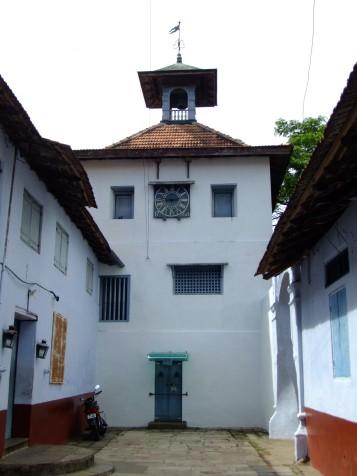 Jewish synagogue, Fort Cochin, India