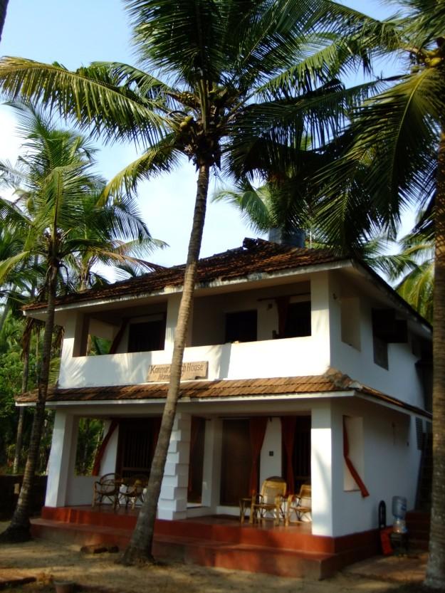 Kannur Beach House homestay, India