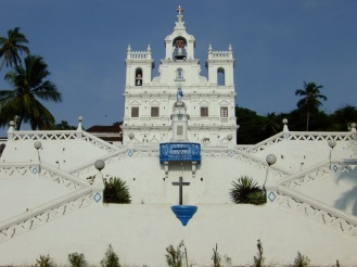 Our Lady of the Immaculate Conception church, Panaji, India