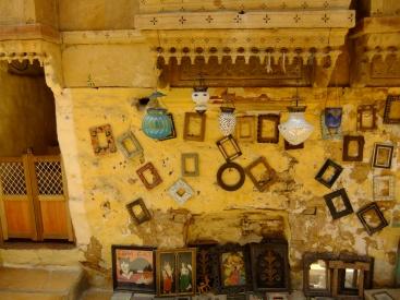 A nice display, Jaisalmer, India