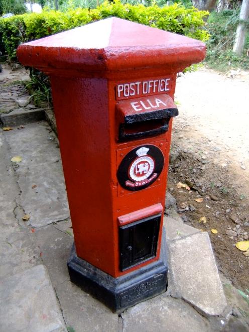 The British influence, Ella, Sri Lanka