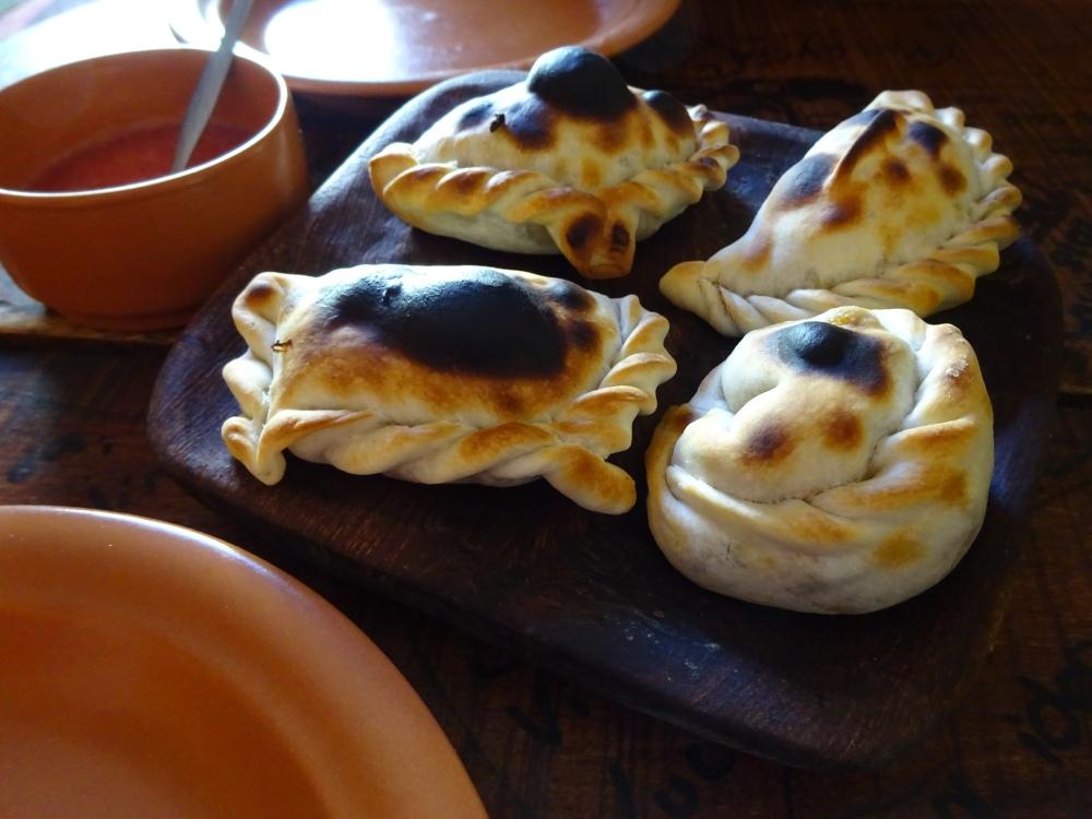 Baked empanadas, Argentina
