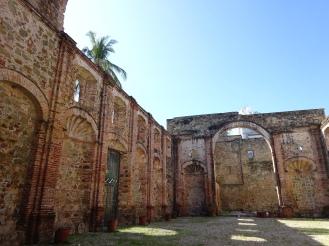 Ruins, Panama City