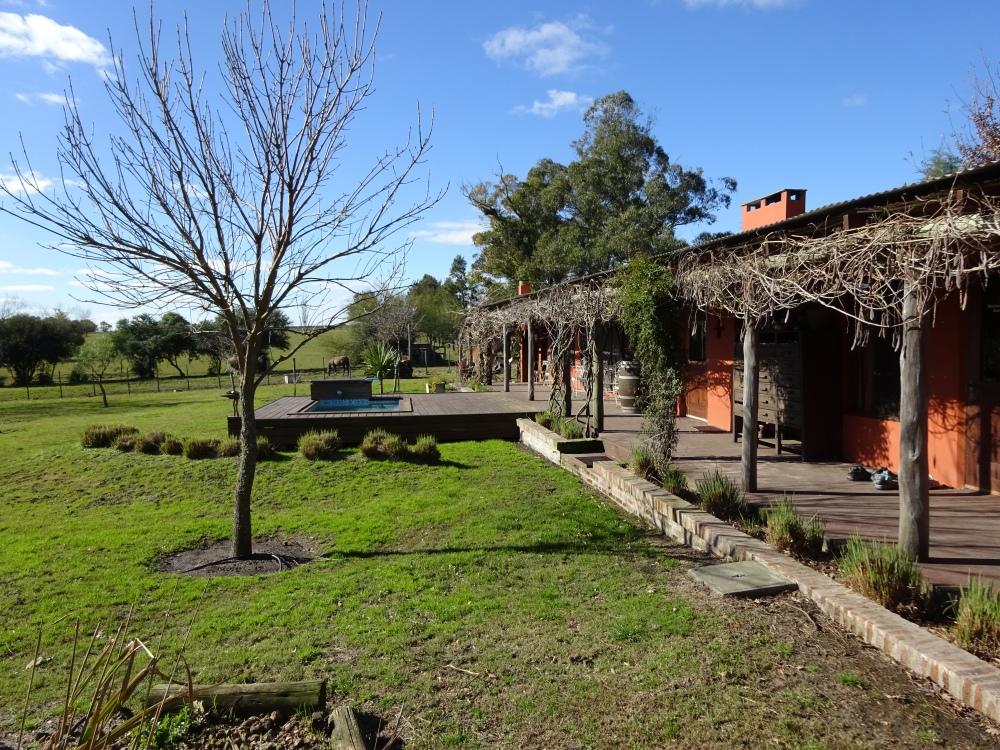 El Galope, Uruguay
